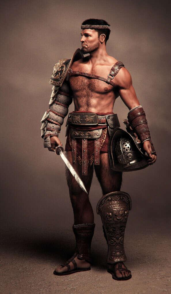 10 самых известных римских гладиаторов 8
